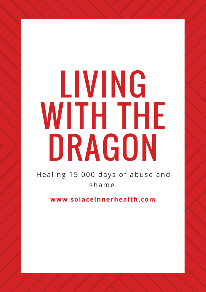 "Latest update on my book, ""Living with the Dragon"""