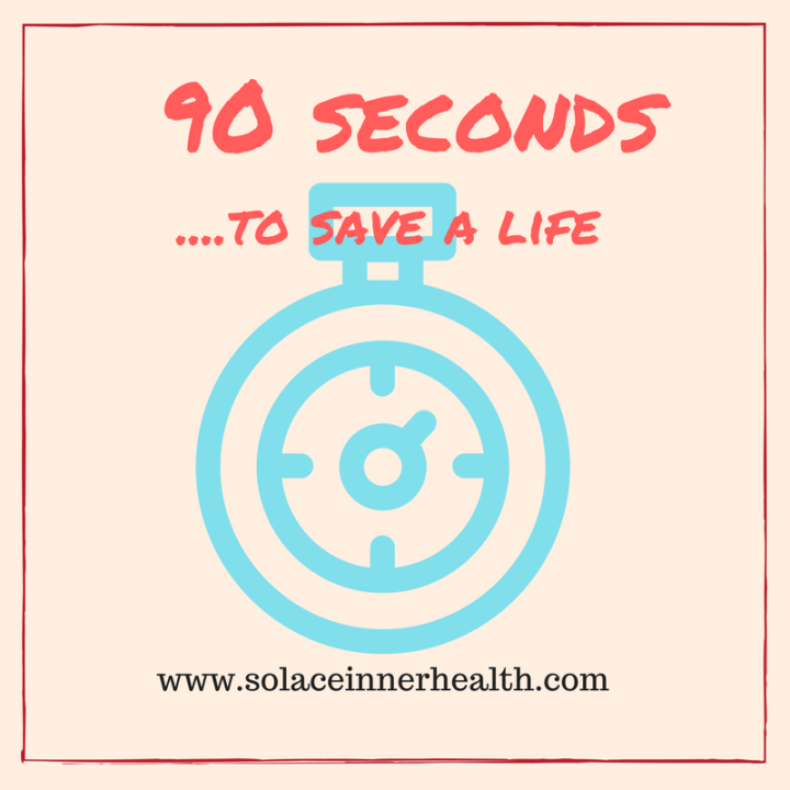 90 Seconds to Save a Life