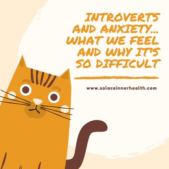 Introverts and Anxiety – What we feel and why it's so difficult.