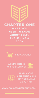 self publishing author